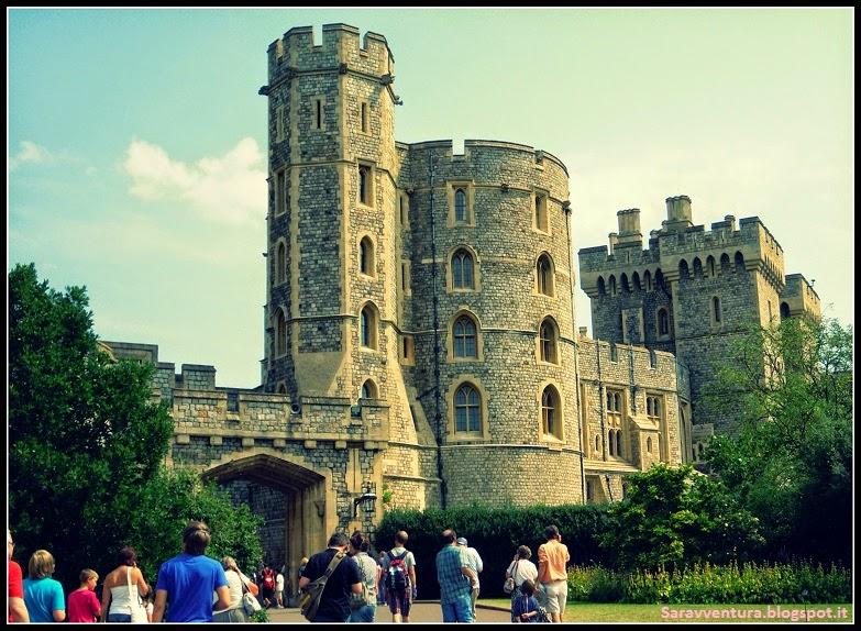 Castello di Windsor informazioni utili