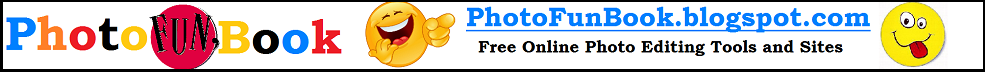 PhotoFunBook - Free Online Photo Editing Tools and Sites - Photo Fun Book