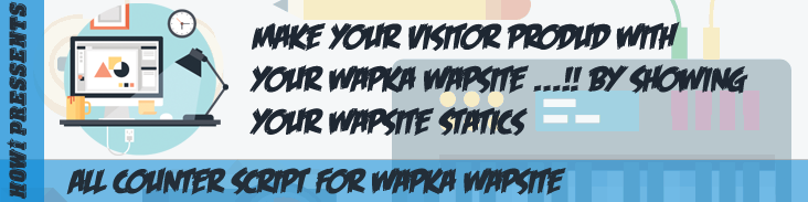 All counter scripts for wapka wapsite