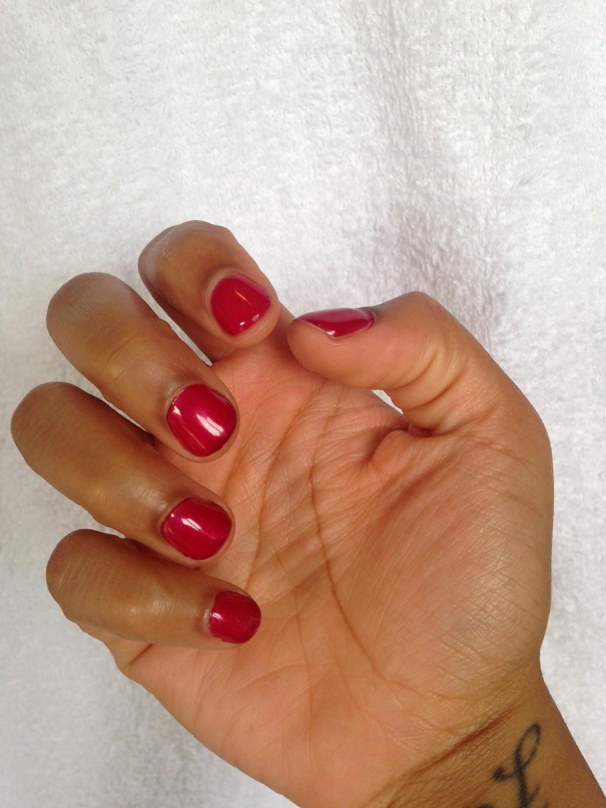 Nailed It! SensatioNail Gel Nail Review - The Pretty Girls Guide