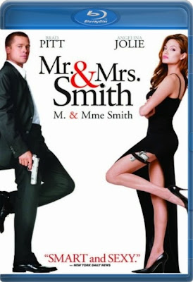 Mr. & Mrs. Smith 2005 Dual Audio [Hindi Eng] BluRay 480p 300mb