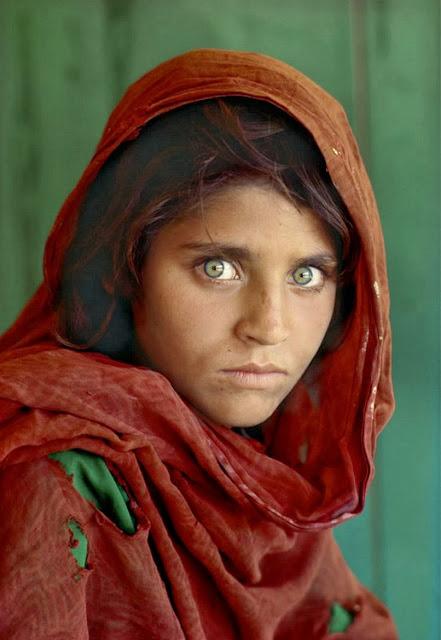 niña-afgana