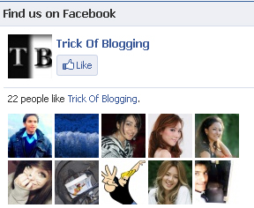 Add Facebook Like Box Widget/Gadget On Blogger By Facebook Developer Plugin