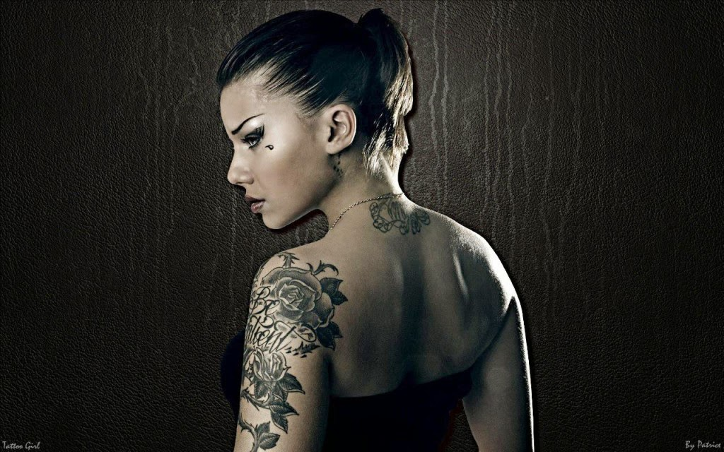 Best tattoo girl collection in the world - Best Female Tattoos