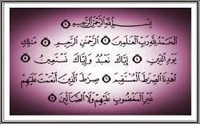 5083 Al Fatihah antara pengkisahan hikmahnya