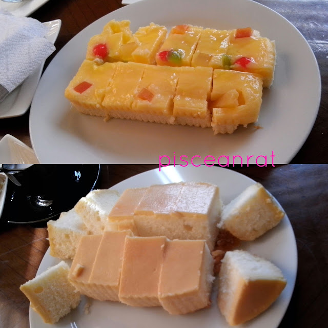 tinapayan festival Crema de Fruta, 55. Custard cake, 135.