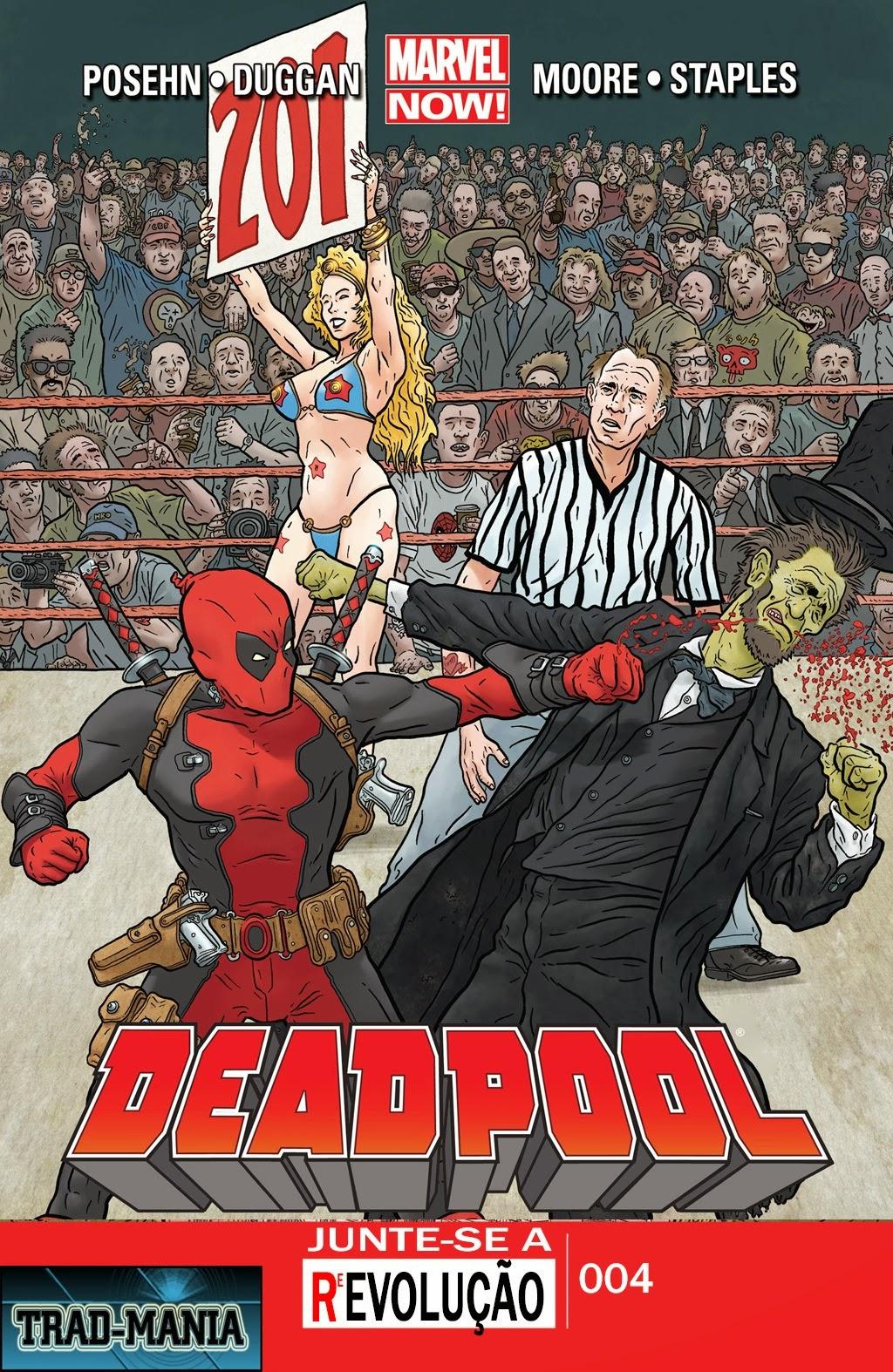 Nova Marvel! Deadpool v5 #4