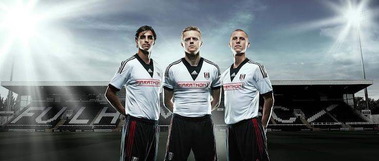 Fulham thuisshirt 2013/2014