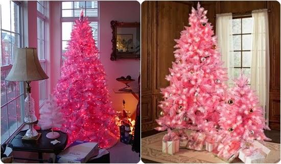 decoracao de arvore de natal tradicional:Decor Natalícia: Árvores de Natal diferentes.