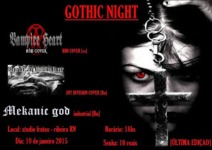 GHOTIC NIGHT