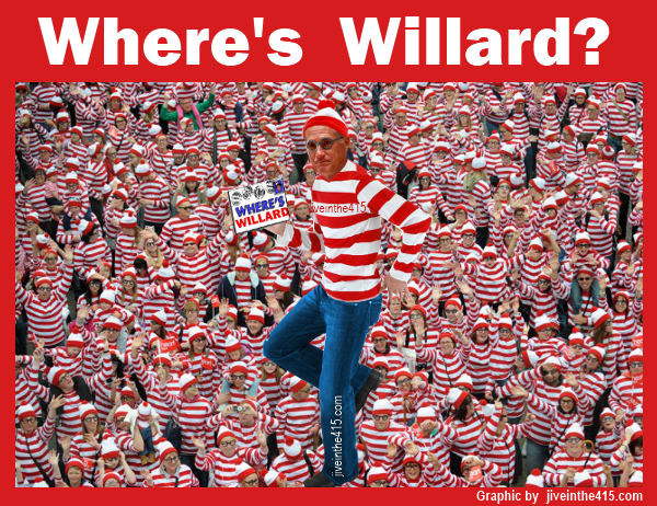 Where is Willard Mitt Romney? He offered no help to hurricane victimsand is unfit to be President.