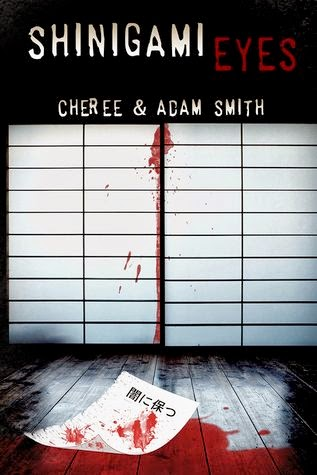 bookcover of SHINIGAMI EYES by Cheree Smith and Adam Smith