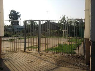 Забор металлический из профильной трубы. Фото 19