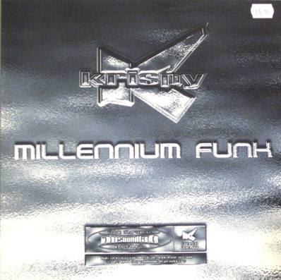 Krispy – Millenium Funk EP (Vinyl) (2000) (192 kbps)