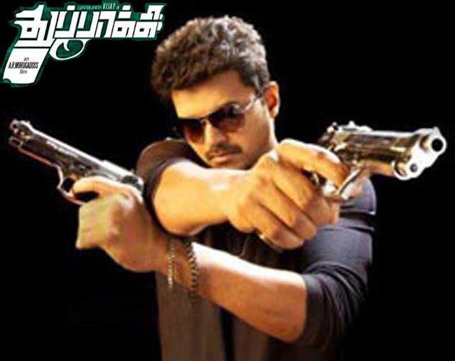 11 tamil movie thuppakki hd stills wallpapers vijaykajal agarwal