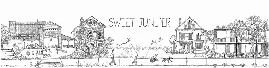 sweet juniper!