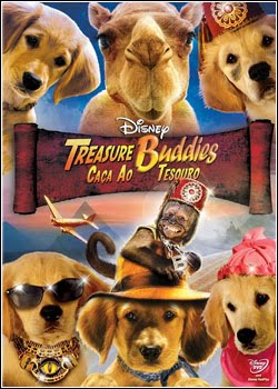 Filme Treasure Buddies : Caça Ao Tesouro   Dublado