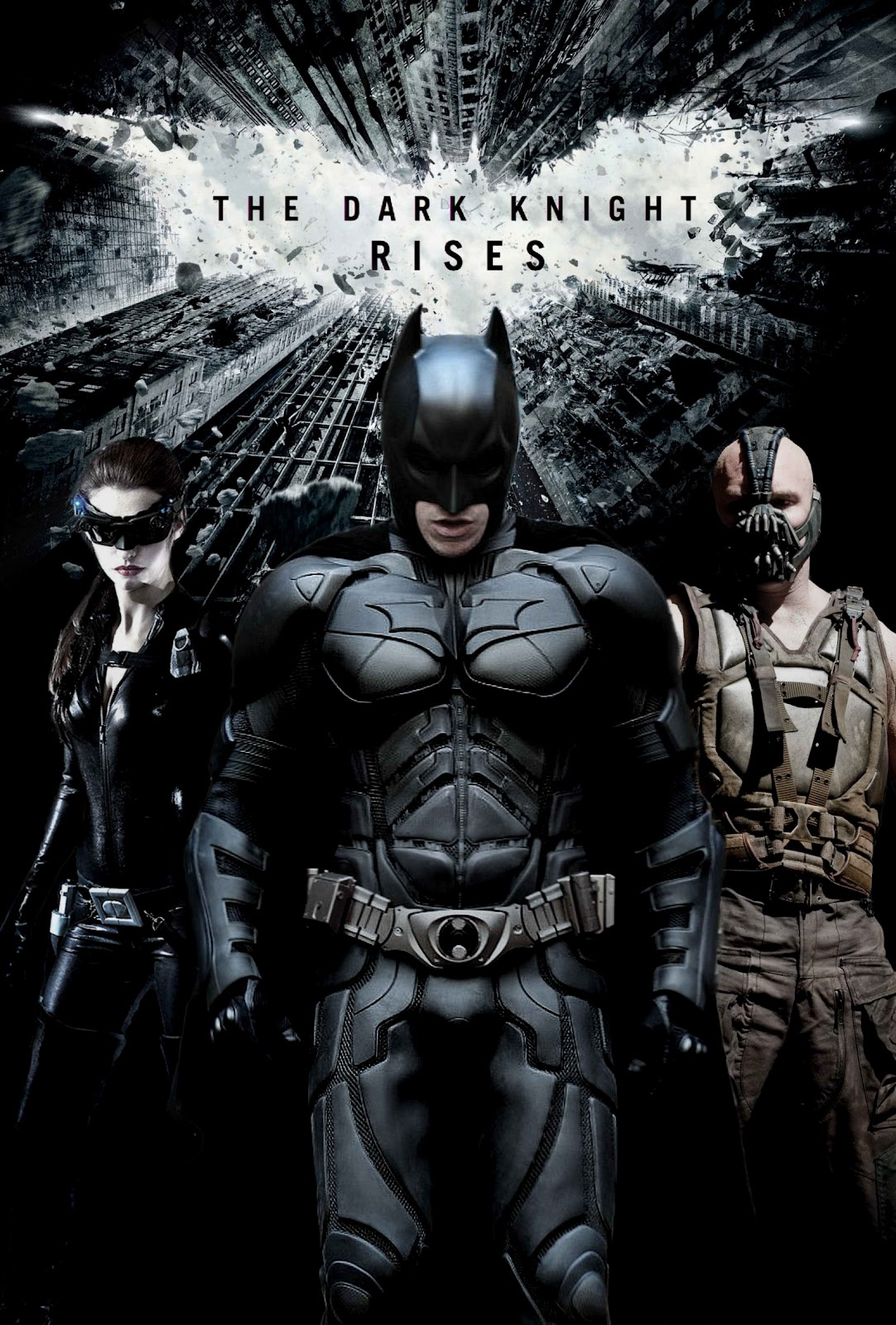 Watch The Dark Knight Rises Full HD Online