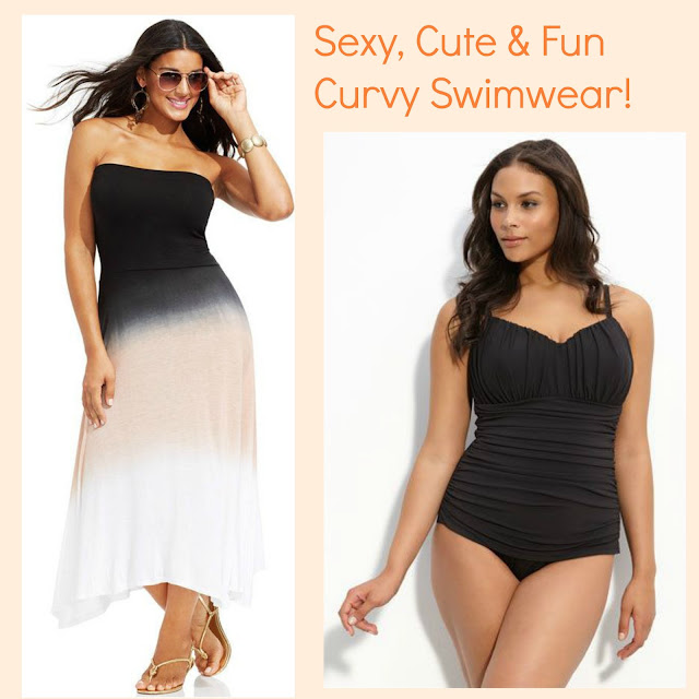 Sexy, Cute & Fun Curvy Swimwear!