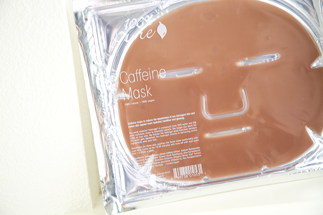 Photo of 100% Pure Caffeine Mask.