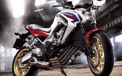 Harga Motor Terbaru Honda CB650F - Harga Motor Bekas