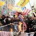 Iraníes conmemoran toma de rehenes en la Embajada de Estados Unidos