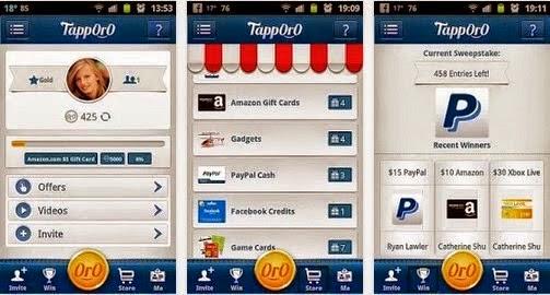 Daftar Aplikasi Android Penghasil Uang (Dollar) Download