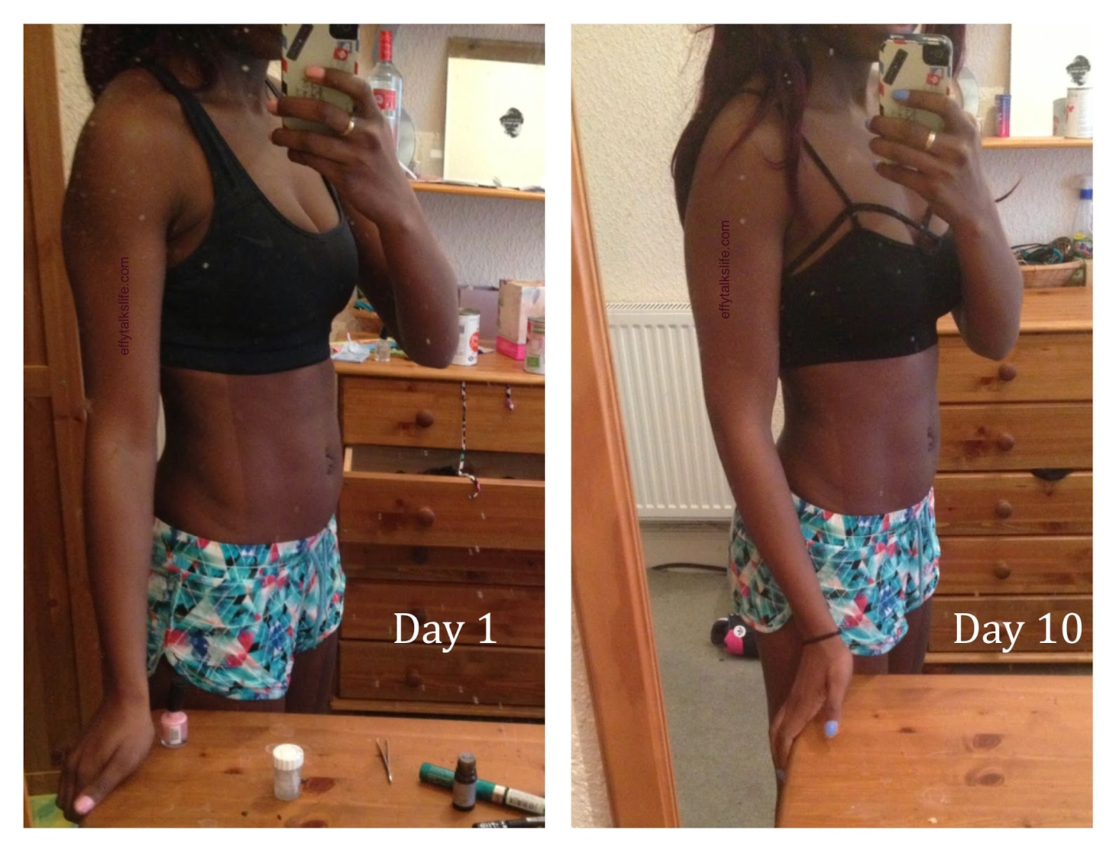 30 day shred challenge level 1 review