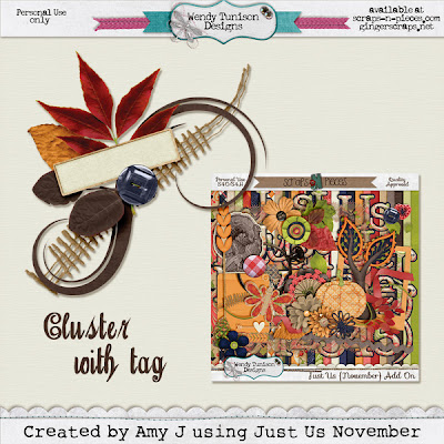 New Kit By Wendy Tunison Designs and a Freebie!!!!