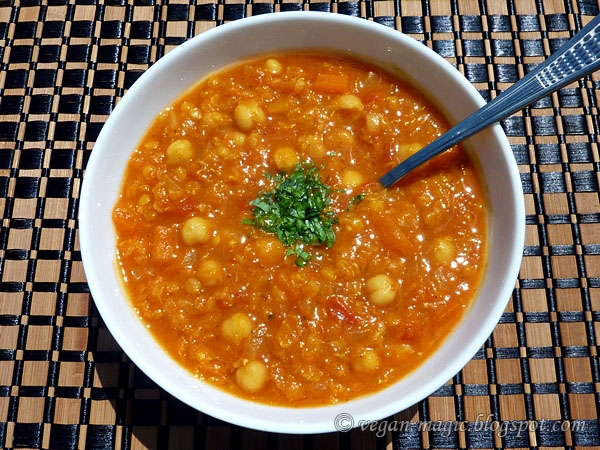 Easy chick pea soup recipes