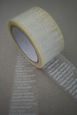 Creative Packing Tapes and Unusual Packaging Tapes (15) 2