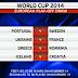 2014 World Cup Brazil Playoffs 21st October