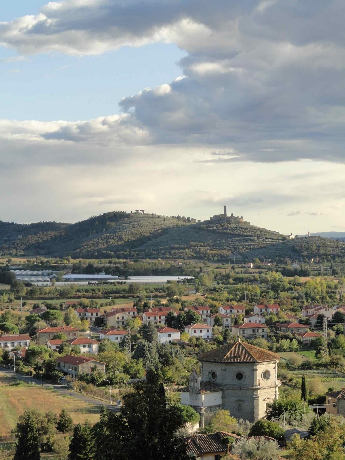 Santachiarafall2011 Under The Tuscan Sun
