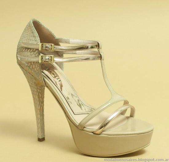 Zapatos de fiesta verano 2014 Micheluzzi