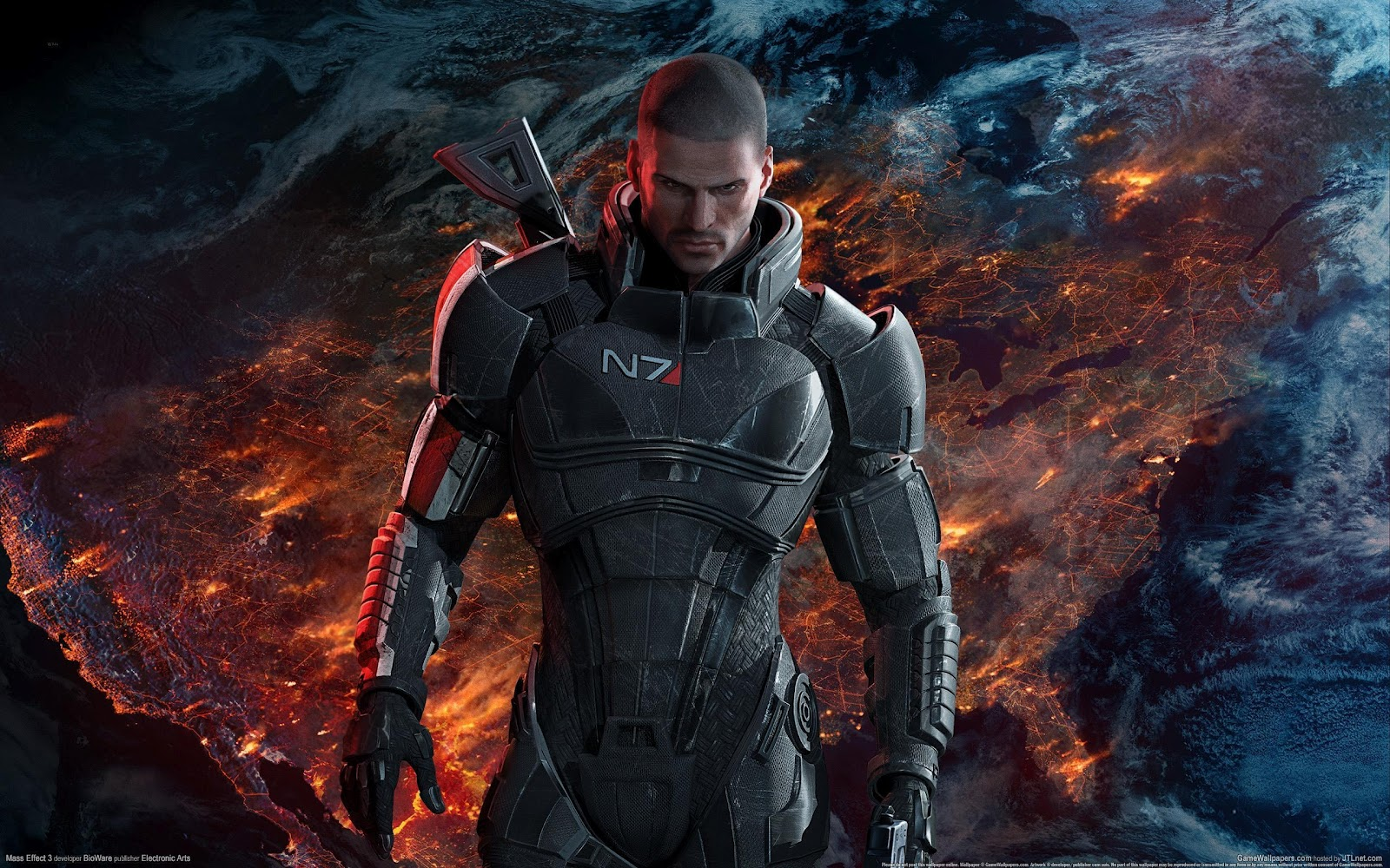 Astral nymphets  Mass Effect 3: Official Launch Trailer