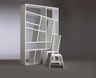 #5 Bookshelf Design Ideas