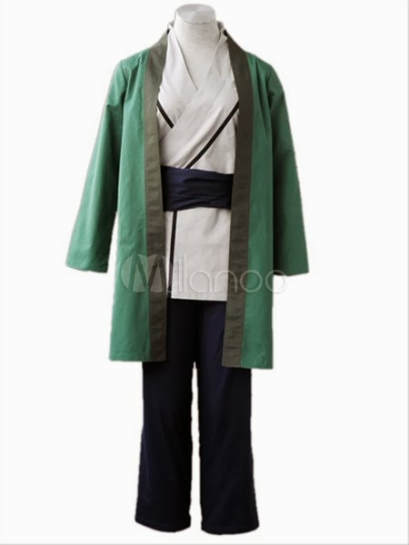 China Wholesale Cosplay Costume - Naruto Tsunate 1th Cotton Polyester Cosplay Costume