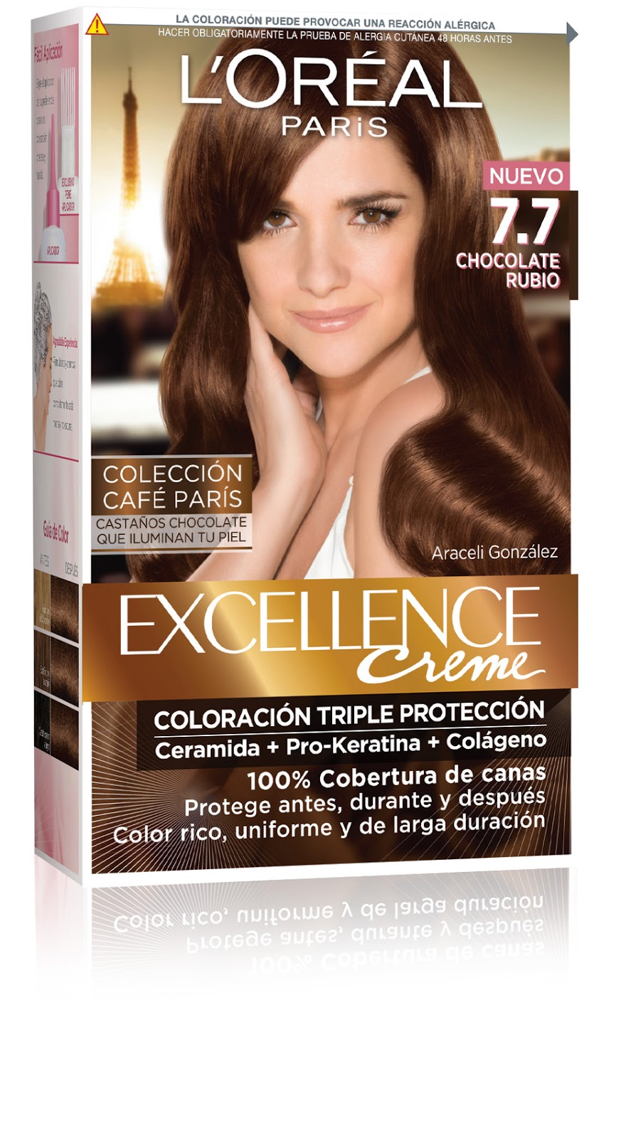 Nueva Colecci�n Caf� Paris by Excellence Creme