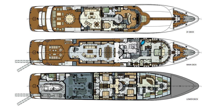 Megayacht Global January 2013