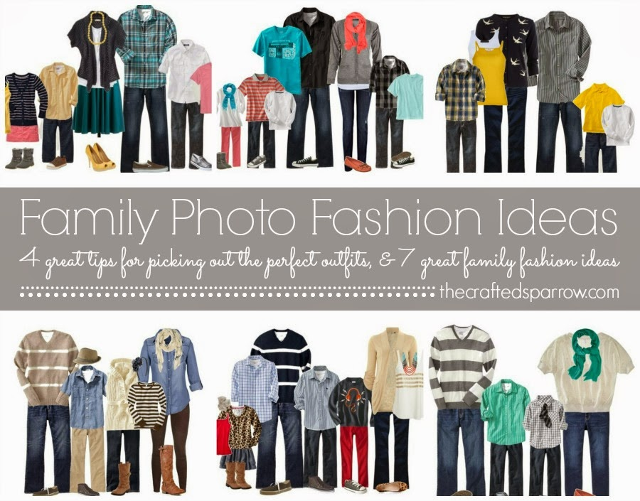 Family Photo Fashions