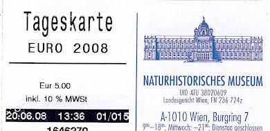 Vienna : Το Μουσείο Φυσικής Ιστορίας