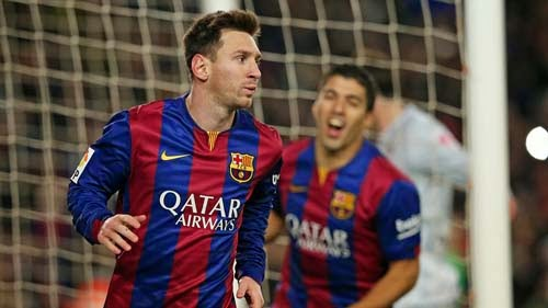 Barcelona vs. Atletico Madrid 1-0 Highlight Goal Copa Del Rey 21-01-2015