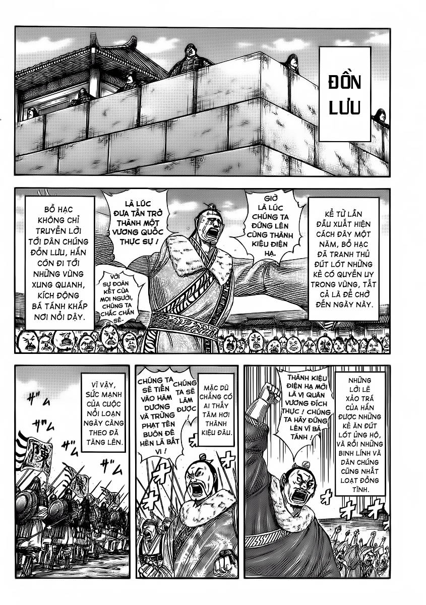 Kingdom - Vương Giả Thiên Hạ Chapter 372 page 6 - IZTruyenTranh.com