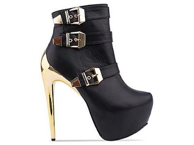 Black Stiletto Shoes Uk