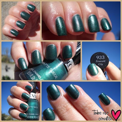 emerald city revlon