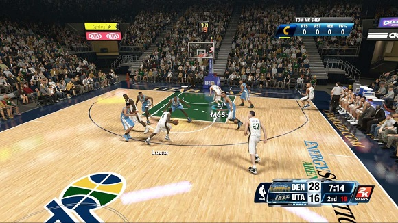 NBA 2K14 PC SCREENSHOT GAMEPLAY 4 NBA 2K14 RELOADED
