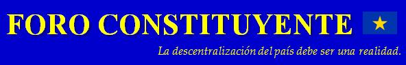 Foro Constituyente