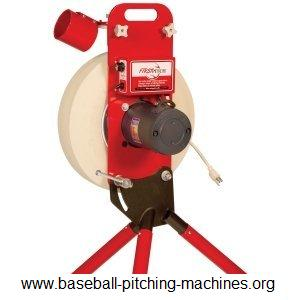 pitching machine league