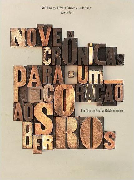Filme Poster Nove Crônicas para um Coração aos Berros DVDRip XviD & RMVB Nacional