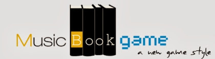 Music Book Game